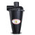 SN50T6 Turbocharged Cyclone Industrial Dust Collector Vaccum Cleaner Filter Set