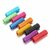 Suleve™ M3AS2 10Pcs M3 10mm Knurled Standoff Aluminum Alloy Anodized Spacer