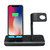 10W 2 In 1 Qi Wireless Charger Fast Charging Phone Watch Holder For iPhone Samsung Huawei Apple Watch Series