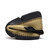 Men Cowhide Spicing Anti-Collision Toe Cap Casual Daily Flats