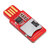 SANWU HF201 Readable And Writeable TF Card Reader Micro SD Card / Mobile Phone Memory Card T-Flash Card Module Support Plug And Play Hotplug