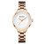 Curren 9015 completa de aço elegante Design senhoras relógio de negócios de estilo relógio de quartzo