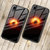 Bakeey Black Hole Scratch Resistant Tempered Glass Protective Case For iPhone XR