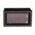 """Mini amperímetro voltímetro digital DC 100 V 10A Amperímetro del panel Voltaje Tensión Medidor de corriente Probador 0.56 """"Azul Rojo Dual LED Pantalla"""