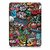 Printing Tablet Case Cover for Kindle Paperwhite4 - Doodle