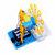 小さいHammerの蒸気のDIYの泡まめのロボット機械教育キット