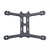 GEPRC 3mm Arm Bottom Board for GEP-CX 2/3 Inch Frame Kit RC Drone FPV Racing