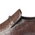 Men Genuine Leather Checkered Spicing Casual Business Oxfords