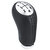 5 Speed Gear Shift Knob PU Leather For RENAULT Laguna Megane 2 Clio 3 03-09