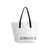 Jordan&Judy 2.2L Canvas Shoulder Bag Leisure Handbag Shopping Bag Outdoor Travel