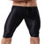 Mens Casual Mesh Breathable Skinny Legging Sport Board Shorts Swimwear