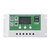 10/20/30A 12V 24V Auto Dual USB Solar Panel Charge Controller Battery Charger Adapter LCD