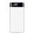 Bakeey 20000mAh Grande Capacidade Dupla Saída USB LED Dispaly Rápido Banco De Potência De Carregamento Caso Para iPhone X XS Oneplus 6 P 7 7Pro Xiamo Mi8 Mi9 S10 S10+