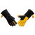 14 Inch Protect Leather Glove Heavy Duty Outdoor Garden Planting Irrigation Anti-wear