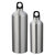 500/1000ML Portable Stainless Steel Drinking Water Bottle Kettle Suitable for Sports Traveling Climbing