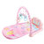 Baby Infant Gym Play Mat Fitness Carpet Music Fun Piano Pedal Educational Toys