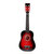 25 Inch 6 String Wooden Guitar with Extra String/Plectrum for Children