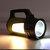 500W 3500LM USB Charging LED Spotlight Work Light Waterproof Emergency Hand Lamp