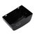 Motorcycle Battery Cover For Harley Dyna Fat Street Bob Super Glide 06-17 Glossy Black