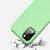 Bakeey Smooth à prova de choque Soft Líquido Silicone Caso de proteção para iPhone 11 Pro Max 6,5 polegadas