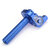 "22mm 7/8"" Throttle Twist Grip Handlebar Anodized CNC Aluminum Dirt Pit Bike For Yamaha YZ100 YZ125 YZ250"