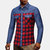 Mens Fashion Denim Plaid Pockets Turn Down Collar Causal Shirts