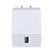 Universal 5V 2.1A Lamp Power Travel Charger US Standard Plug USB Adapter