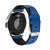 XANES® Q30 1.3'' Full Touch IP67 Waterproof Smart Watch Heart Rate Monitor Stopwatch Countdown Leather Strap Sports Fitness Bracelet