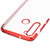 Bakeey Plating Shockproof Transparent Soft TPU Protective Case for Xiaomi Redmi Note 8