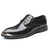 Fashion Color Spicing Leather Casual Business Party Oxfords
