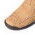 Menico Men Genuine Leather Soft Hand Stitching Slip On Non Slip Casual Flats Spring Shoes