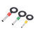 41PCS Car Plug Circuit Board Wire Harness Terminal Extraction Pick Connector Crimp Pin Back Needle Removal Tool