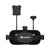 Eachine EV800DM Varifocal 5.8G 40CH Diversidad FPV Gafas con HD DVR 3 Inch 900 * 600 Video Headset Build in 2000mAh Batería