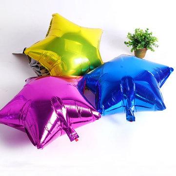 Foglio di alluminio palloncino inizio compleanno nozze decorazione del partito del partito palloncino