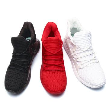 Men's Casual Soft Sapatos de corrida ao ar livre Comfortable Anti-slip Sneakers