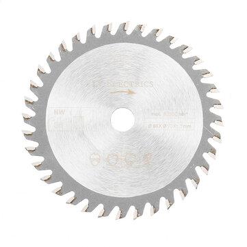 Drillpro 85MM رأى بليد 36 الأسنان دائرية قطع القرص 10MM تتحمل 1.7MM سماكة النجارة