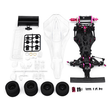 CN CR-F113P Carbon Fiber 1/10 2WD Electric F1 Racing Power On Road RC Car Kit Frame Chassis