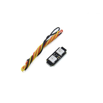 GEPRC Gep-Mark2 FPV Racing Pièce de rechange pour drone LED2-WS2182B LED Light Strip