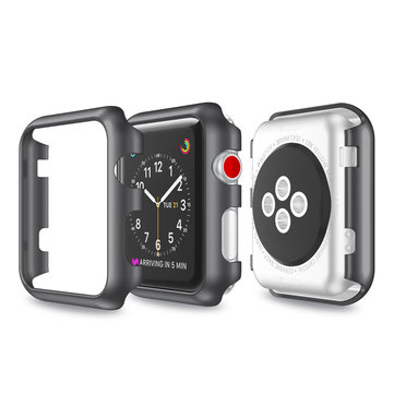 42mm Multi-color Plating PC Watch Protective Caso Para Apple Watch 2