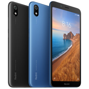 Xiaomi Redmi 7A Global Version 5.45 inch Face Unlock 4000mAh 2GB 16GB Snapdragon 439 Octa core 4G Smartphone