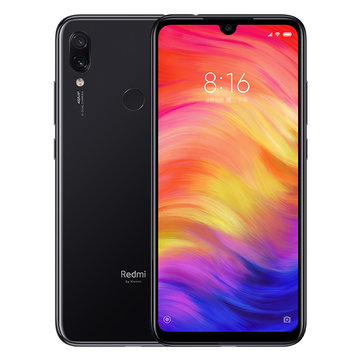 Xiaomi Redmi Note 7 Global ROM 48MP Dual Rear Camera 6.3 inch 4GB RAM 128GB ROM Snapdragon 660 Octa core 4G Smartphone