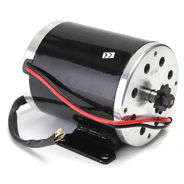 24V 500W 28.5A電動ブラシ付きモーター2500Rpm /スクーター用バイクE-バイクミニバイクゴーカート