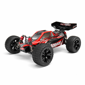 SST Racing 1937 PRO 1/10 2.4G 4WD Rc sem escova Off-road Buggy Truck RTR Toy