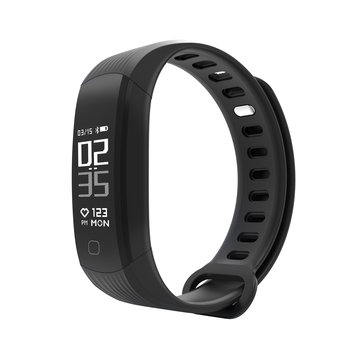 R8 Continuous Heart Rate Monitor Sport Tracker IP68 Waterproof Smart Watch