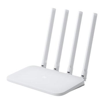 Router wireless 4C Xiaomi Mi 4C Router wireless 2.4GHz 300Mbps quattro 5dBi Antenne