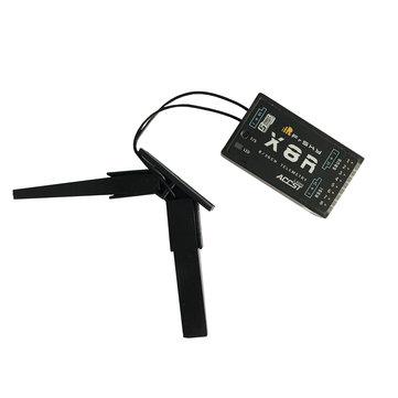 2.4G Receptor Antena Fixação do Suporte de Bancos com Antena Capa Protetora para o Receptor Frsky X8R X6R