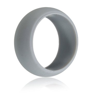 Size 10 Rubber Silicone Soft Ring For Men
