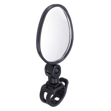 Retrovisor convexo espelho para xiaomi M365 Ninebot es4 scooter de bicicleta elétrica pássaro