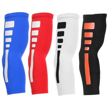 1 X Arm Sleeves Quick-Drying Wear-Resistant Sports Outdoor Riding Sun Protection Basketball Sleeve Elbow Pads