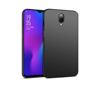 Bakeey Ultra-thin Frosted Anti-Fingerprint Hard PC Protective Case For OnePlus 7